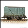 FARISH 373-727B BR 10T Insulated Van BR Ice Blue - Weathered * PRE ORDER £ 17.96 *